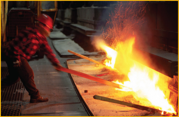E-Jay Thermo provides a broad inventory of consumable products & supplies for the Foundry Industry.