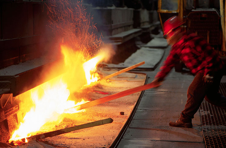 E-Jay Thermo supports the metals industry with superior materials and tools for a multitude of casting processes